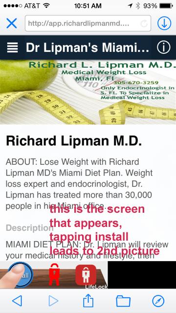 Dr Lipman;s Amazon Store Front