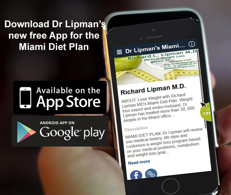 Dr Lipman's Miami Diet App