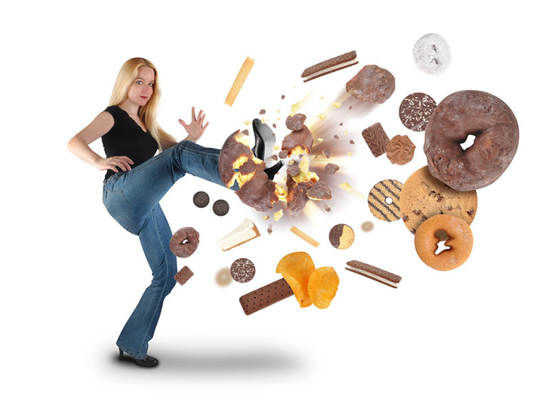 high sugar products cause weight gain