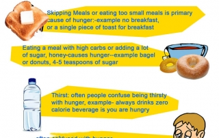 Infographic: Why am I Always Hungry?