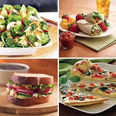 Vegetarian Diet Foods