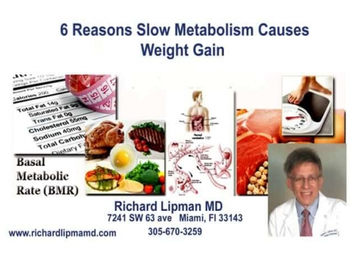 Video: 6 Most Common Causes of Slow Metabolism