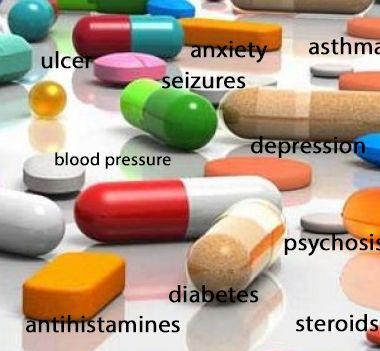 Prescription Medications Causing Weight Gain