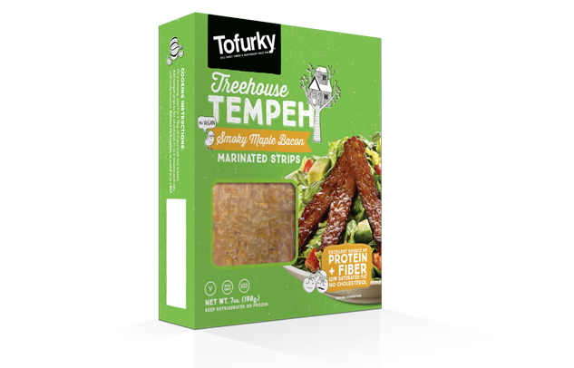 Temph non animal protein for vegans