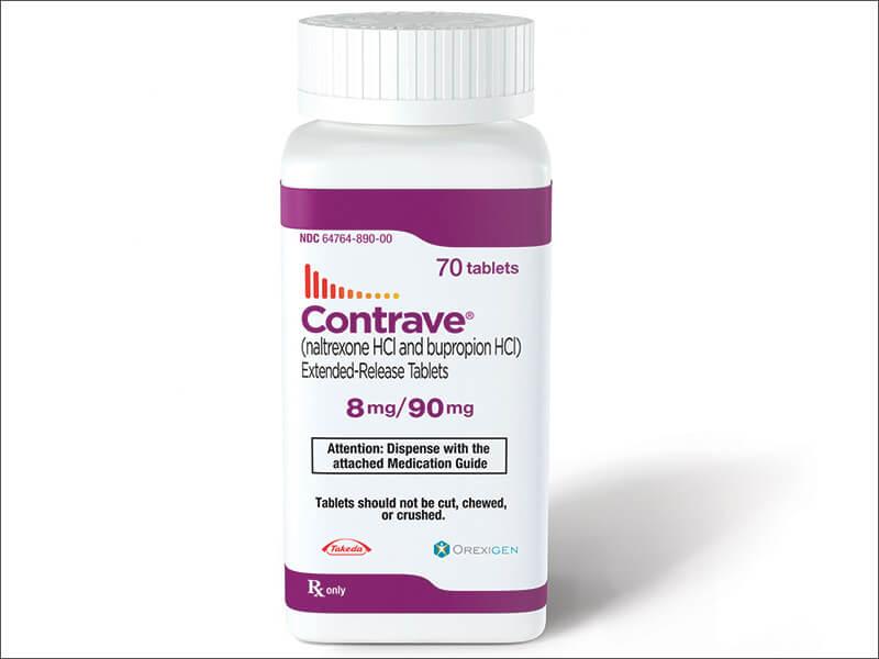 Contrave Bottle