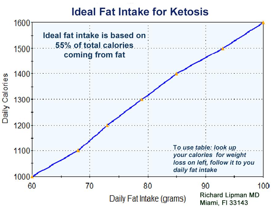 Keto Diet Fat Intake