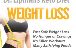 Dr Lipman's new keto diet