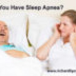 sleep apnea keeps individuals and partners awake a night